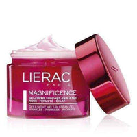Lierac Magnificence silky gel-cream 50ml + sample Magnificence night free!.