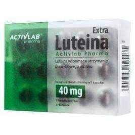 Lutein Extra x 30 capsules