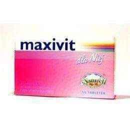 MAXIVIT For Her x 50 tabl. best vitamins for women