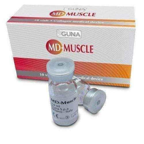 MD-MUSCLE 2ml x 1 ampoule, improve joint mobility