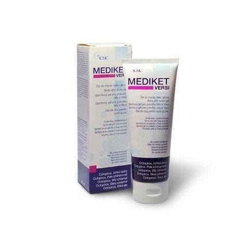 MEDIKET VERSI washing gel 120ml