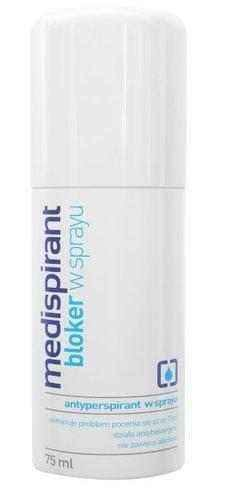MEDISPIRANT Bloker spray 75ml - ELIVERA