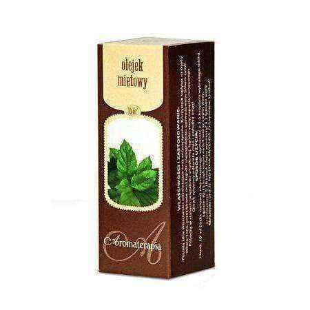 MINT OIL 10ml, peppermint oil, peppermint essential oil