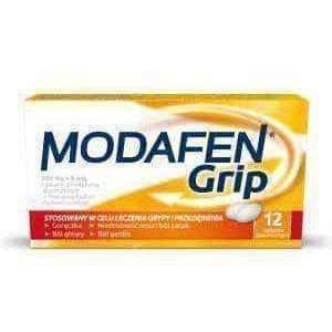 MODAFEN Grip x 12 tablets