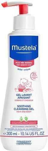 MUSTELA Soothing gel cleansing gel 300ml
