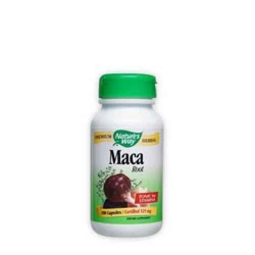 Maca Root 525 mg 100 capsules