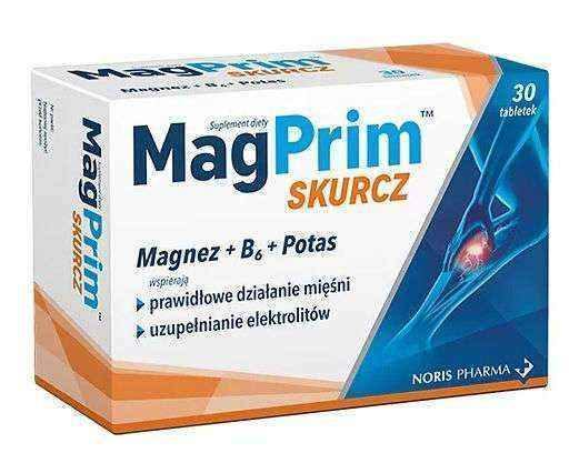 MagPrim Shrinkage x 30 tablets UK