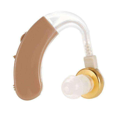 Hearing aids- Mini Behind Ear Sound Amplifier Volume Adjustable