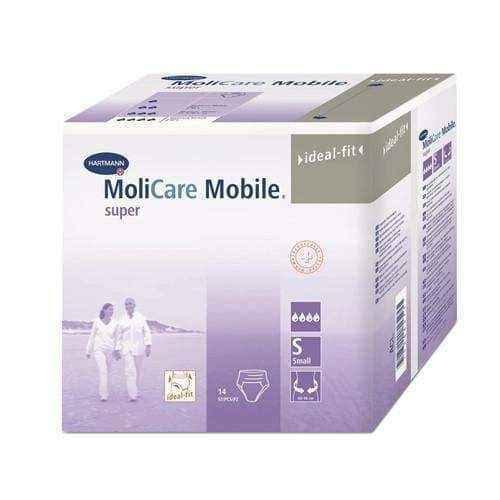 Mobile MoliCare absorbent pants size M x 60 pieces