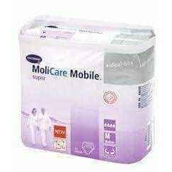 MoliCare Classic Super diapers size 3 / L x 30 pieces