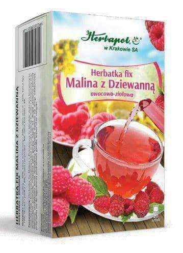 Mullein tea Raspberry fix x 20 sachets