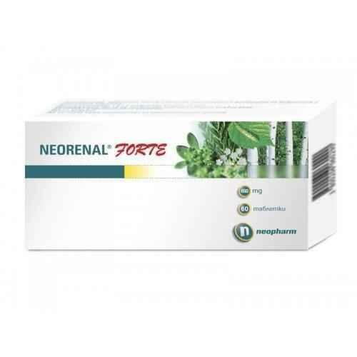 NEORENAL FORTE 650mg. 60 tablets / NEORENAL FORTE.