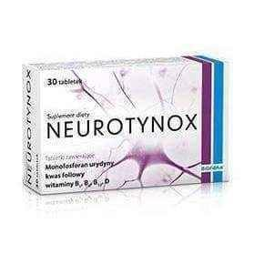 NEUROTYNOX x 30 tablets