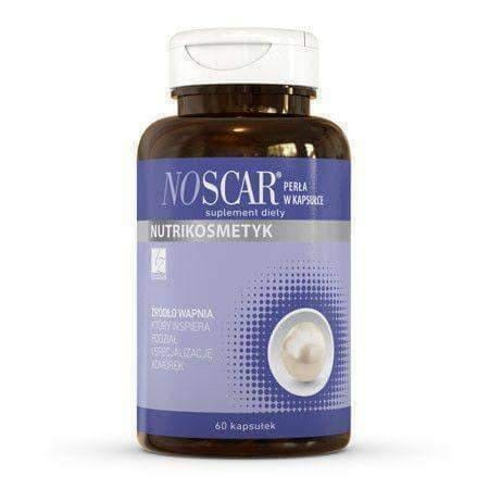 NO-SCAR Pearl in the capsule x 60 capsules against cellulite, scars and stretch marks