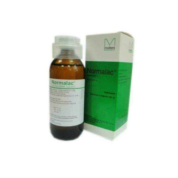 NORMALAC syrup 200ml hepatic encephalopathy treatment UK