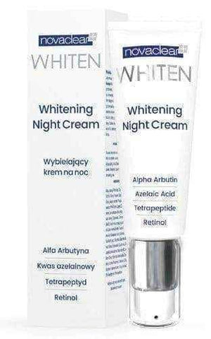 NOVACLEAR WHITEN Whitening night cream 50ml