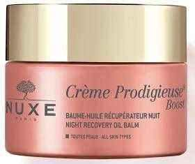 NUXE Crème Prodigieuse Boost Oil regenerating balm at night 50ml