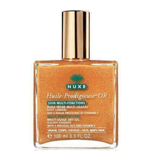 NUXE Huile Prodigieuse OR - oil with flecks of gold 100ml - End of series