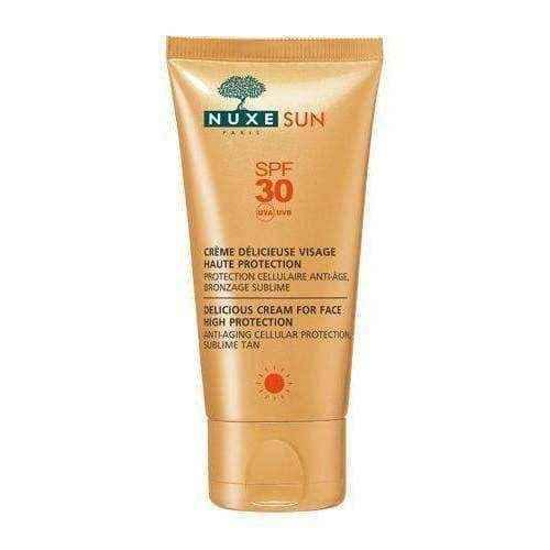 NUXE Sun Cream for Face and Body SPF30 50ml