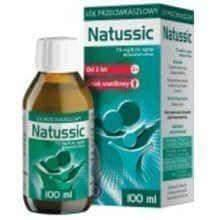 Natussic syrup 7.5mg / 5ml 200ml a dry cough