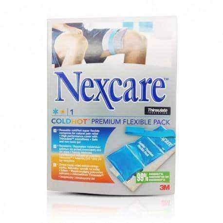 Nexcare ColdHot Premium Gel cover flexible 235 x 110mm x 1 piece