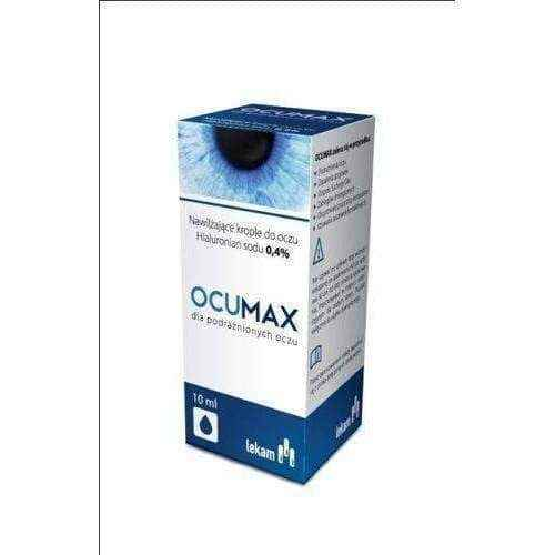OCUMAX 0.4% eye drops 10ml