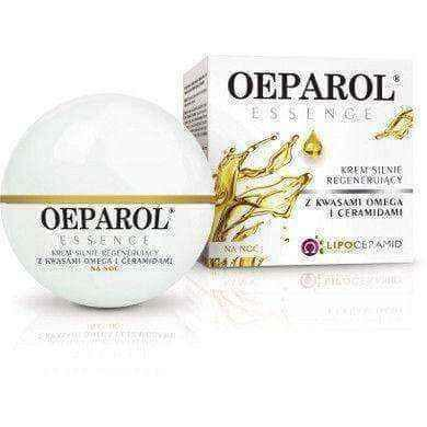 OEPAROL ESSENCE Extremely regenerating cream with omega and ceramides at night 50ml