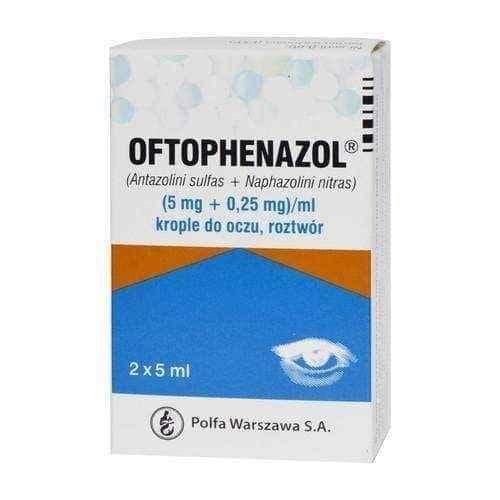 OFTOPHENAZOL eye drops UK