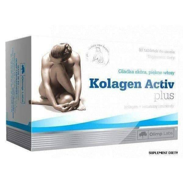 OLIMP Collagen Activ Plus x 80 tabl. collagen pills