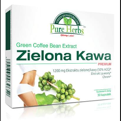 OLIMP Green Coffee Premium x 30 capsules, fast weight loss UK