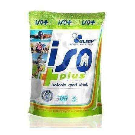 OLIMP ISOplus powder 1505g lemon