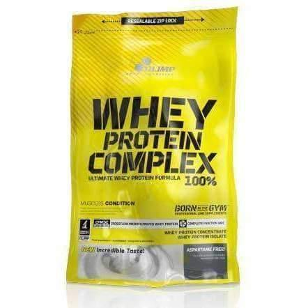 OLIMP Whey Protein Complex 100% 700g chocolate high protein shakes UK