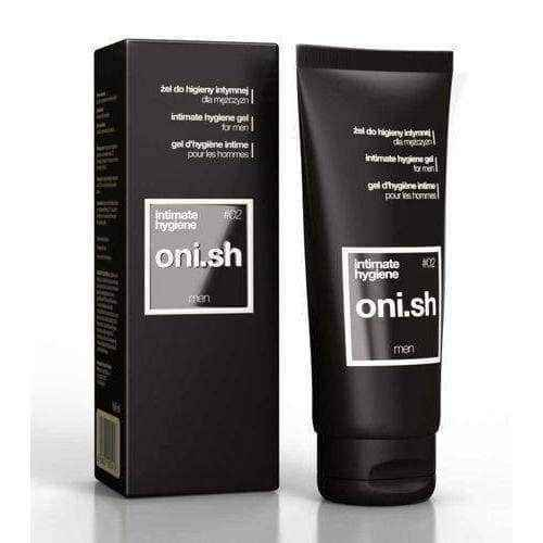ONI.SH gel for intimate hygiene for men 180ml, intimate wash products