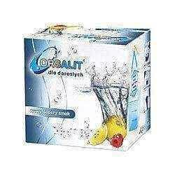 ORSALIT Adult x 10 sachets Raspberry Lemon