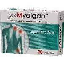 PROMYALGAN x 30 tablets bone pain syndrome called fibromyalgia