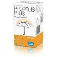 PROPOLIS PLUS x 100 tablets without sugar.