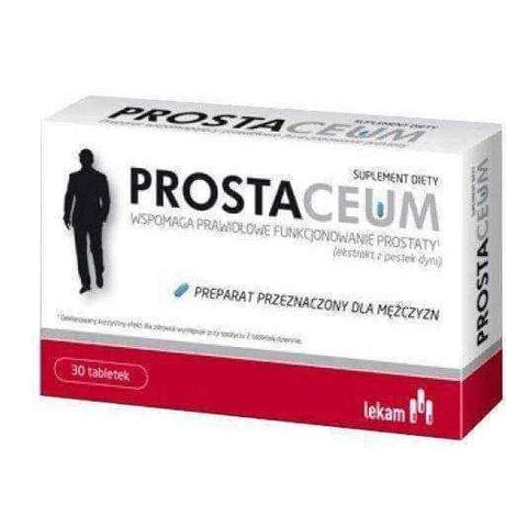 PROSTACEUM x 30 tablets, beta-sitosterol UK