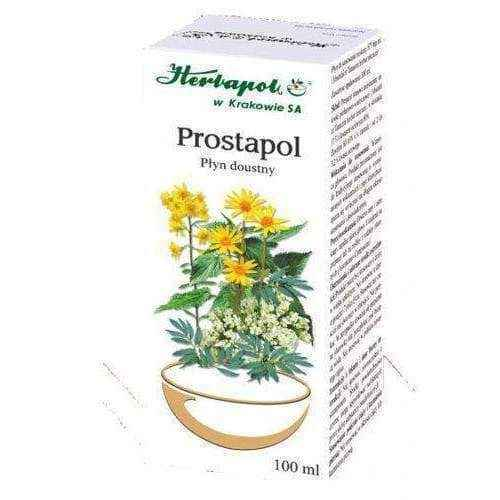 PROSTAPOL liquid 100g, bph treatment.