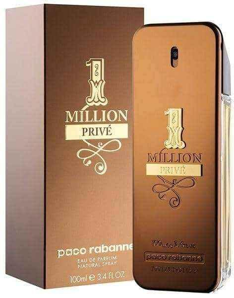 Paco Rabanne 1 Million Privé Eau de Parfum 100ml Spray UK