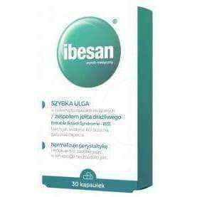 Painful bloating,- Ibesan x 30 capsules