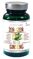 Panax Ginseng x 60 capsules.
