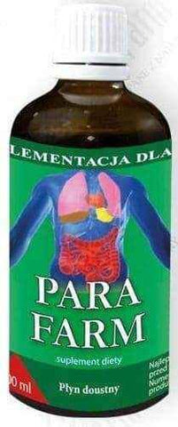 Para Farm oral liquid 100ml