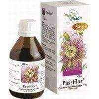Passiflora Syrup 100 ml Children of the month and up, falling asleep, bringing calm and healthy sleep