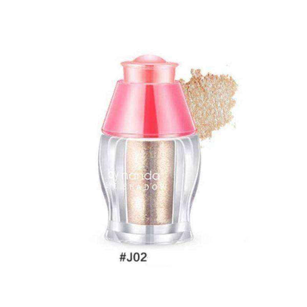 Glitter eyeshadow Perfect Highlight Eyeshadow Pigment Loose Powder