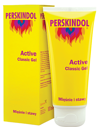 Perskindol Active Classic Gel 100ml