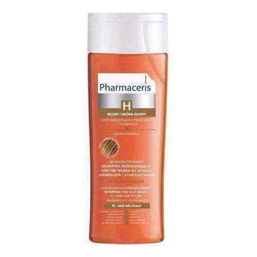 Pharmaceris H strengthening shampoo 250ml.