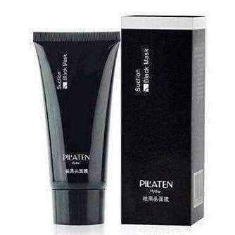 Pilaten Black mask with bamboo charcoal 60ml