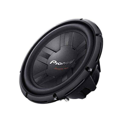 Pioneer ts w311d4 dual voice coil subwoofer