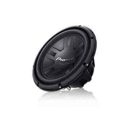Pioneer ts w311s4 4 ohm subwoofer | pioneer champion series 12