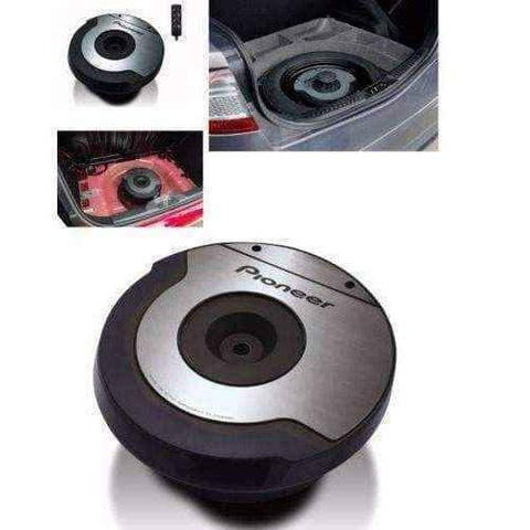 Pioneer ts wx610a | powered subwoofer | car subwoofer